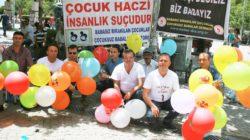 """""""Oyun Her Çocuğun Hakkı"""" Kampanyası! Kelebek Magazin 11.11.2016"""
