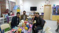 """İzmir'de İyilik Var Projesi ve """"Oyun Her Çocuğun Hakkı"""" kampanyası"""